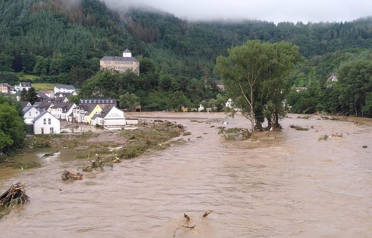 Hochwasser Altenahr-Kreuzberg